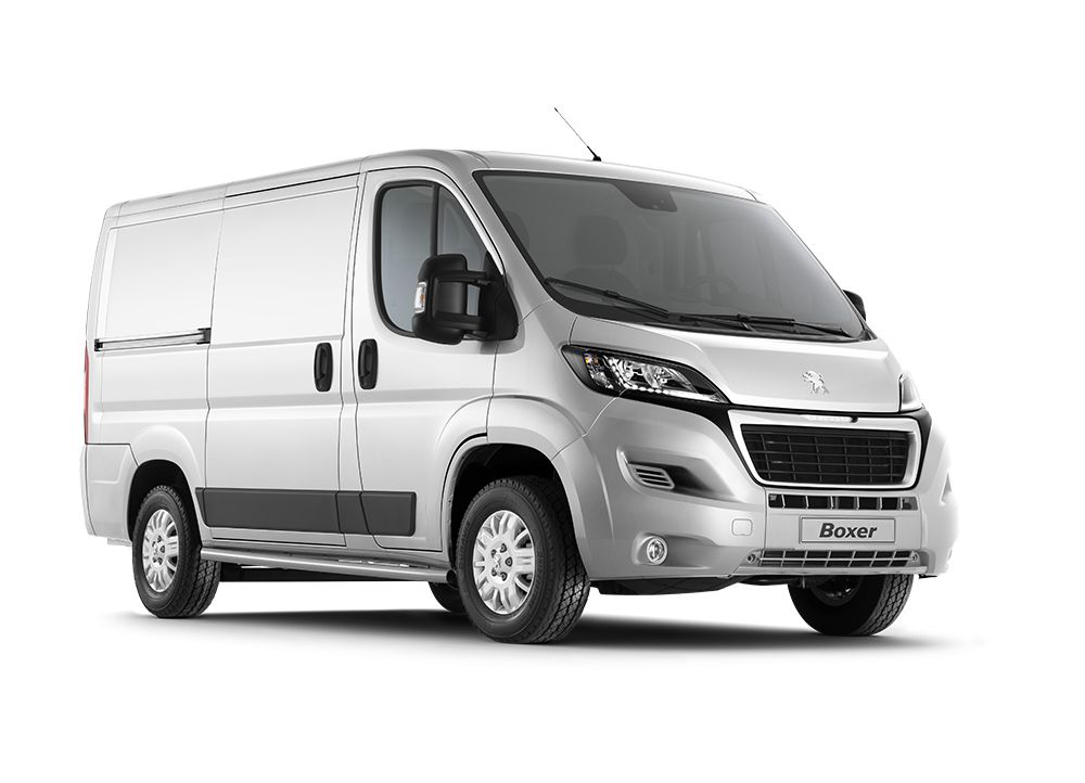 Examples Peugeot Boxer