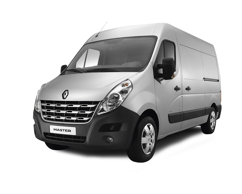Examples Renault Master